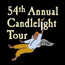 54th Annual Candlelight Tour at the Heritage Society