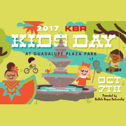 10th Annual KBR Kids Day