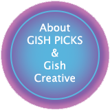 About GISH PICKS & Gish Creative