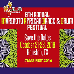 Marikoto African Dance and Drum Festival
