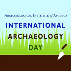 Family Fair – International Archaeology Day
