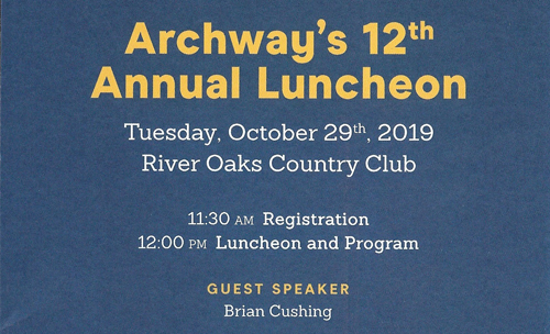 Archway's 12th Annual Luncheon