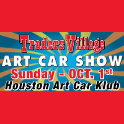 Traders Village Art Car Show