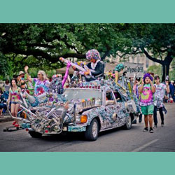 Free Preview of Art Car Parade
