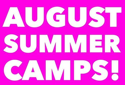 August Day Camps