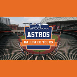 Astros Ballpark Tours