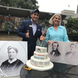 The Heritage Society and Mister McKinney's Historic Houston