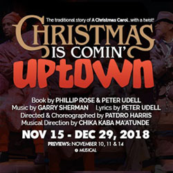 Christmas is Comin' Uptown