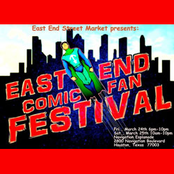 1st Annual East End Comic Fan Festival