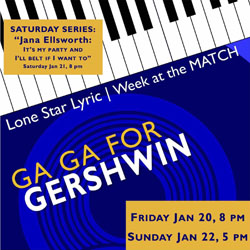 Ga Ga for Gershwin