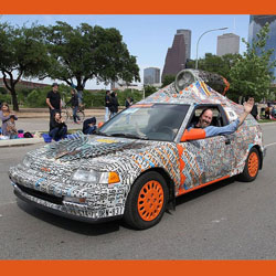 Celebration of Art Cars!