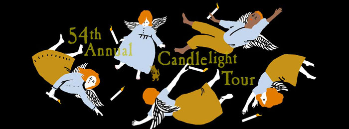 54th Annual Candelight Tour