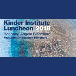 Kinder Institute Annual Luncheon