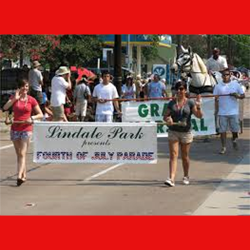 Lindale Fourth of July Parade