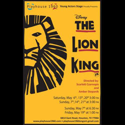 The Lion King Experience Jr.