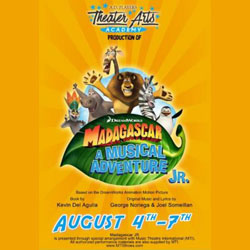 Madagascar: A Musical Adventure JR.