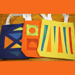 Mini Tote Bags Hands-On Houston