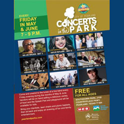 Pearland Concerts in the Park