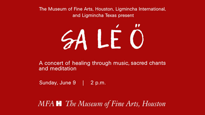 Join the MFAH for a Concert of Profound Healing