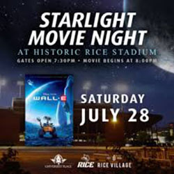 Starlight Movie Night