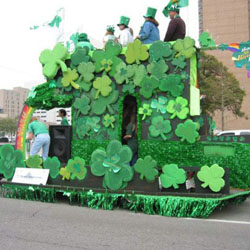 Houston St. Patrick's Parade