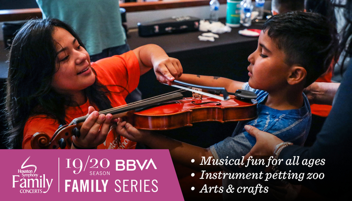 Houston Symphony Family Concert Series