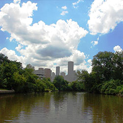 Buffalo Bayou: Transforming Houston's Waterways
